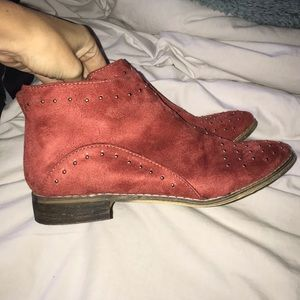MIIM Shoes ankle boots